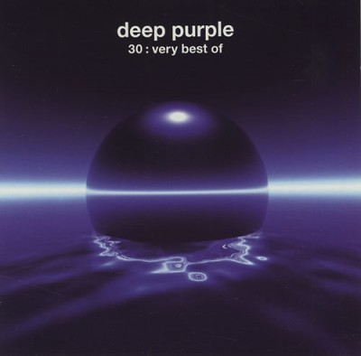 Capa do CD Deep Purple 30: Very Best Of