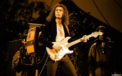 Deep Purple Guitar: Ritchie Blackmore