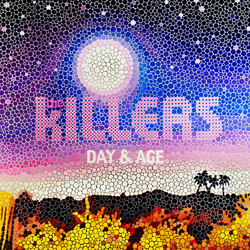 Capa do CD Day & Age (2008)