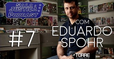 Sala de Justiça - Eduardo Spohr