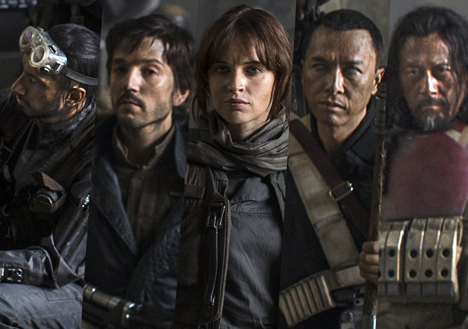 Image result for filme rogue one