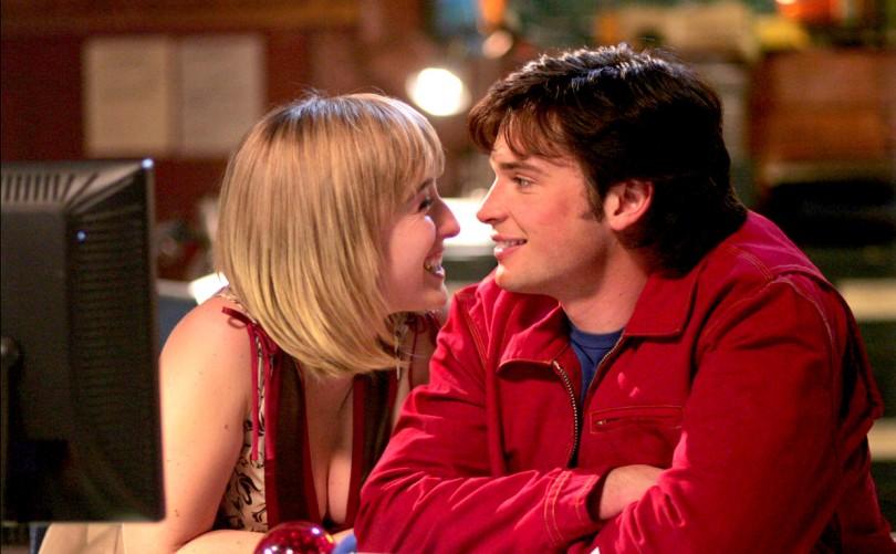 Smallville - Clark e Chloe
