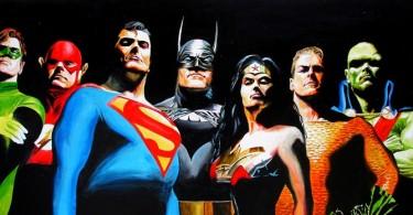 Lista de desejo sobre possíveis filmes da DC.