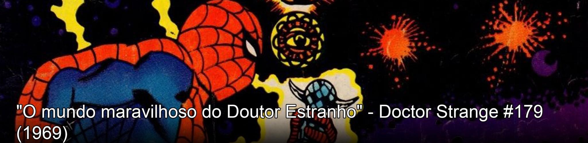 por Stan Lee e Steve Ditko