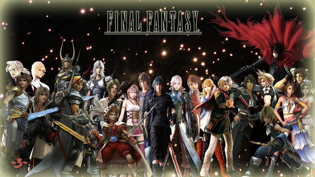[Top 10] Os 10 Melhores Jogos de RPG 37402195-final-fantasy-wallpaper