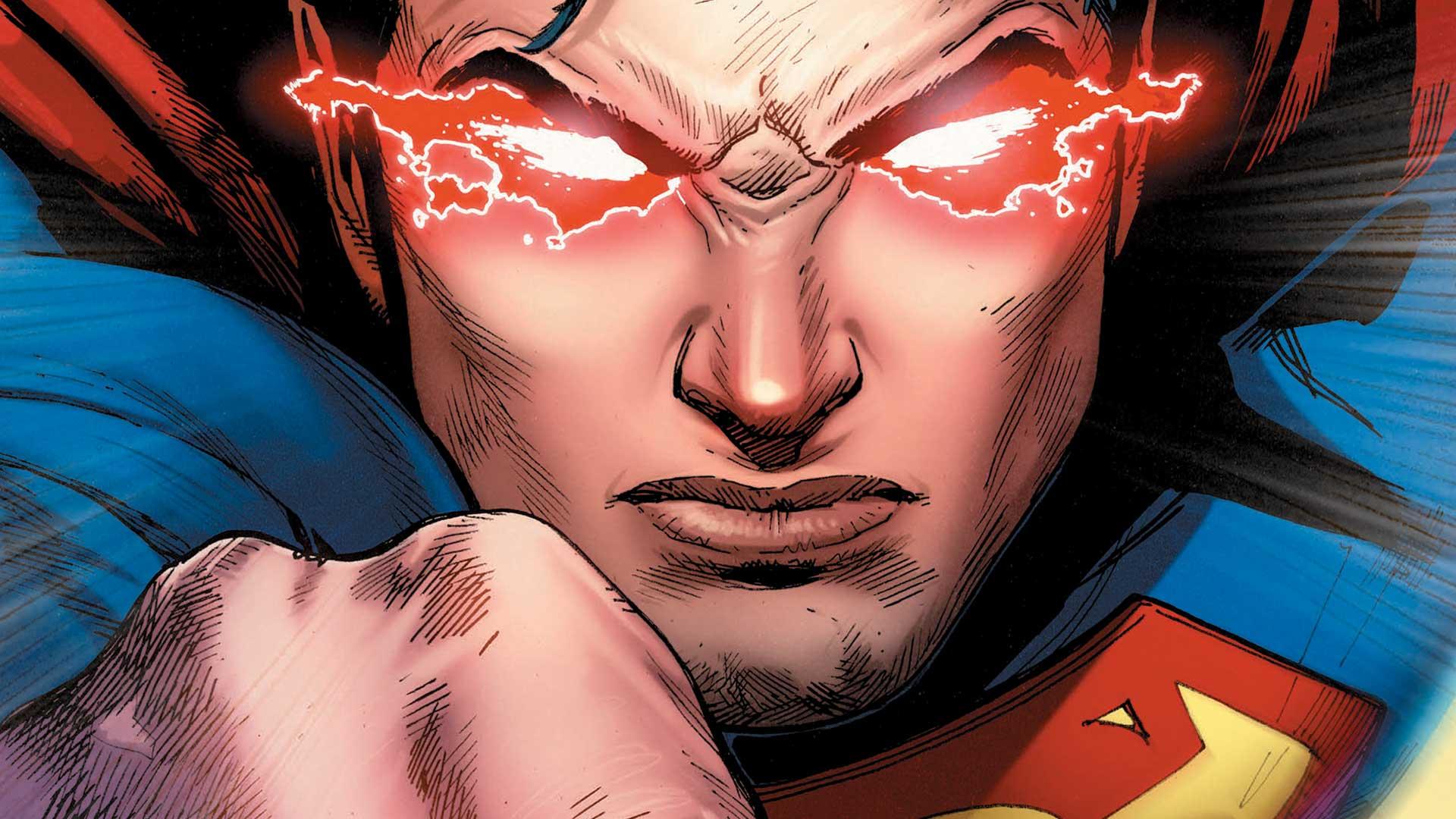 Resultado de imagem para superman rebirth