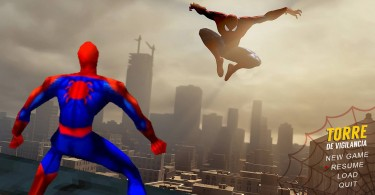 spider capa games