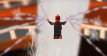 spider homecoming lego