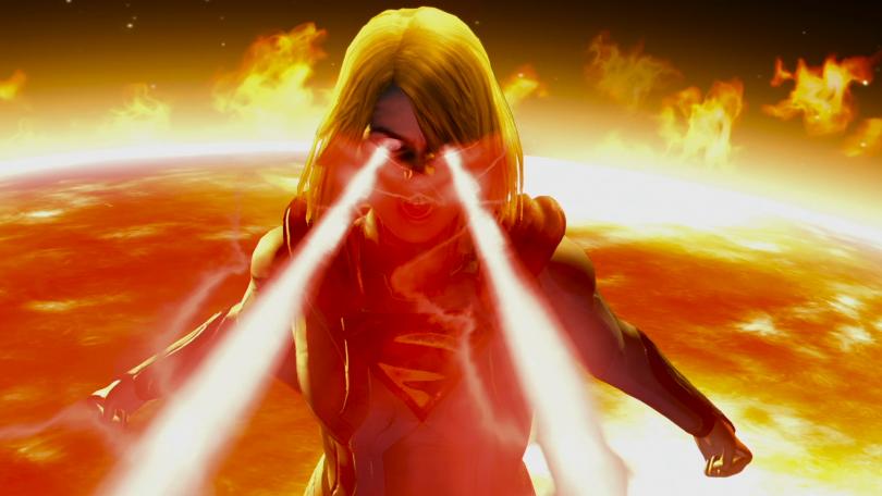supergirl injustice
