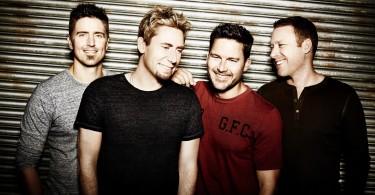Nickelback (PRNewsFoto/Live Nation Entertainment)