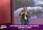João Kleber - Teste de Fidelidade - Netflix