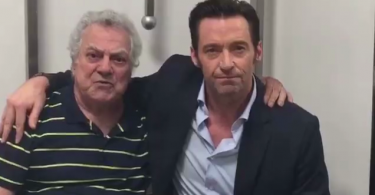 Hugh Jackman & Issac Bardavid - Logan