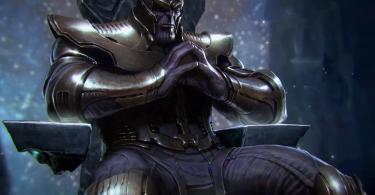 Thanos - Vingadores: Guerra Infinita