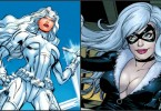 BLACK CAT/SILVER SABLE