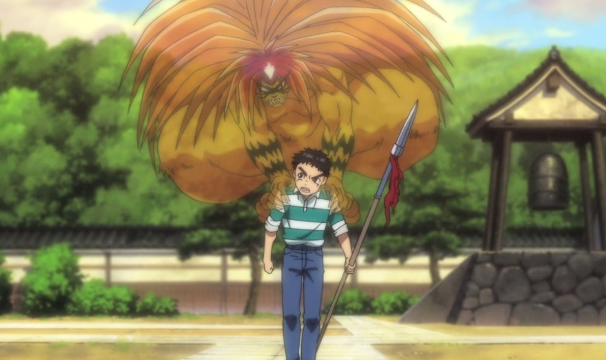 Ushio To Tora Serien Stream
