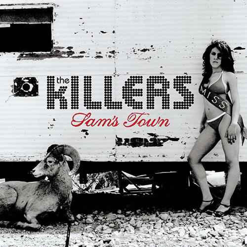 Capa do CD Sam's Town (2006)