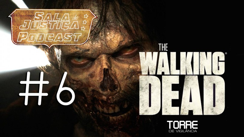 Sala de Justiça - The Walking Dead