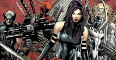 Informações sobre X-Force e Wolverine 3.
