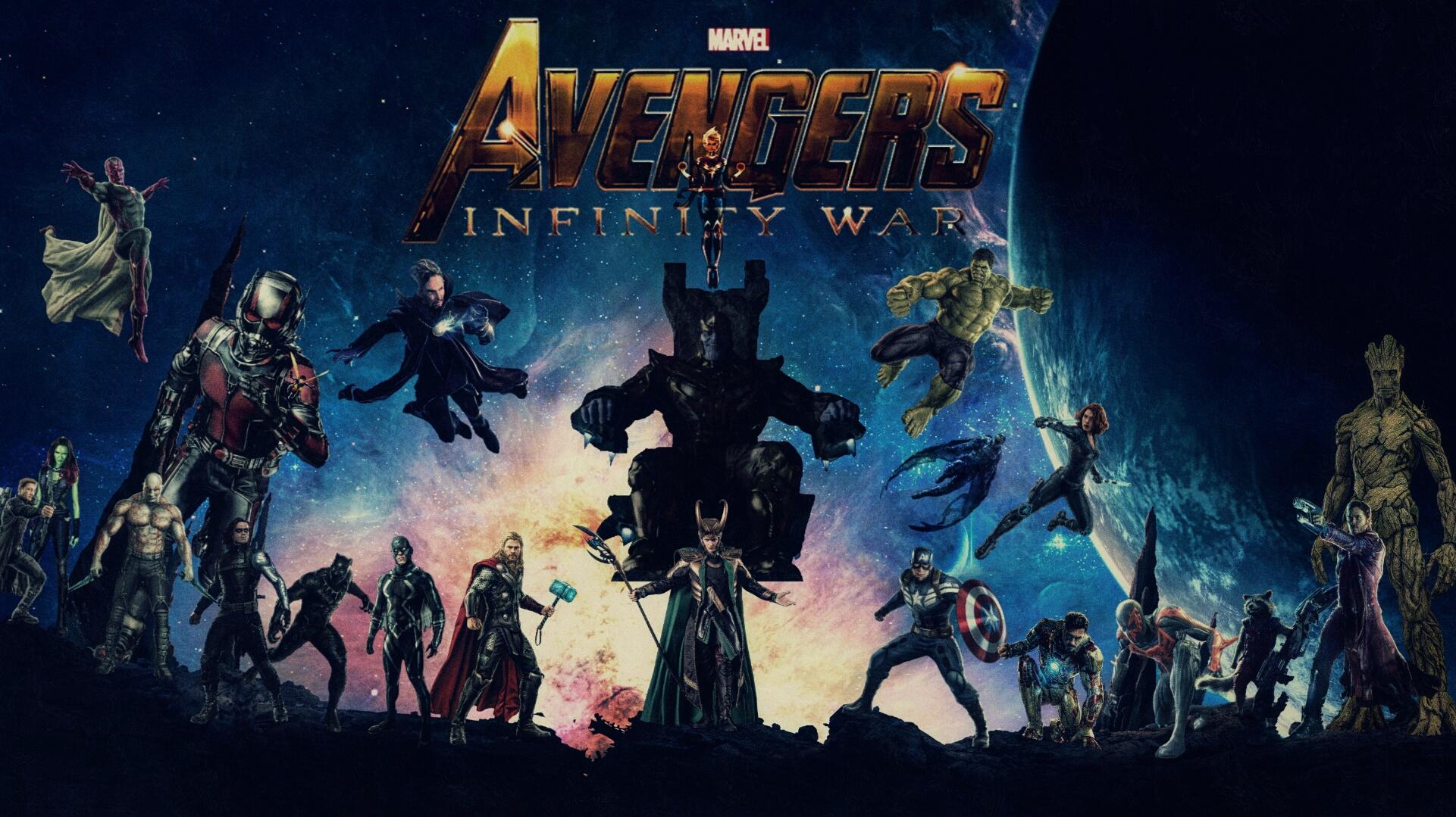 Vingadores Guerra Infinita Filmagens Comecam Em Novembro