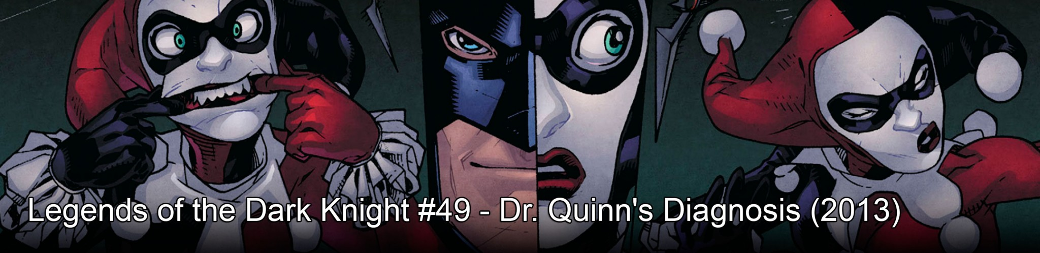 Legends-of-the-Dark-Knight-#49---Dr.-Quinn's-Diagnosis