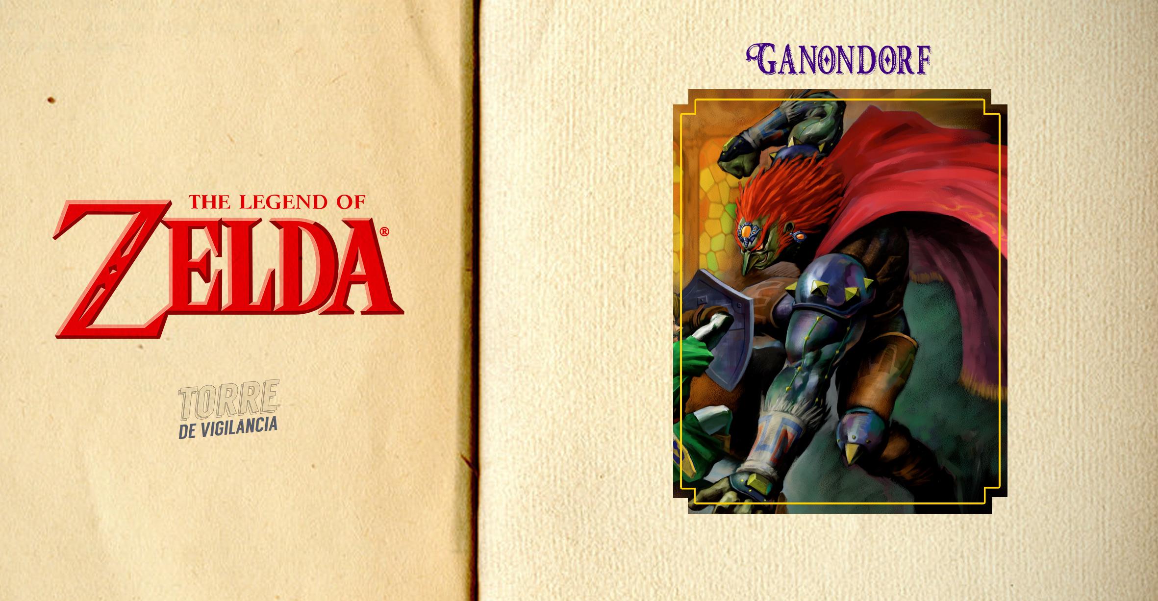 """Imagem ilustrada com sua participação no jogo """"The Legend of Zelda: Ocarina Of Time"""""""