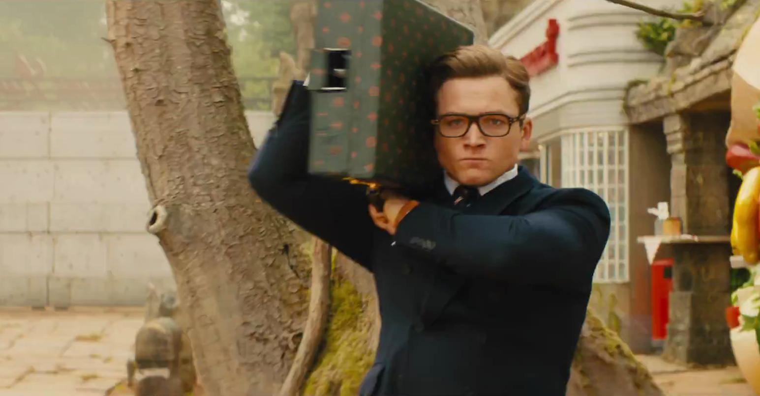 Kingsman: O Círculo Dourado   Filme ganha primeiro teaser ...