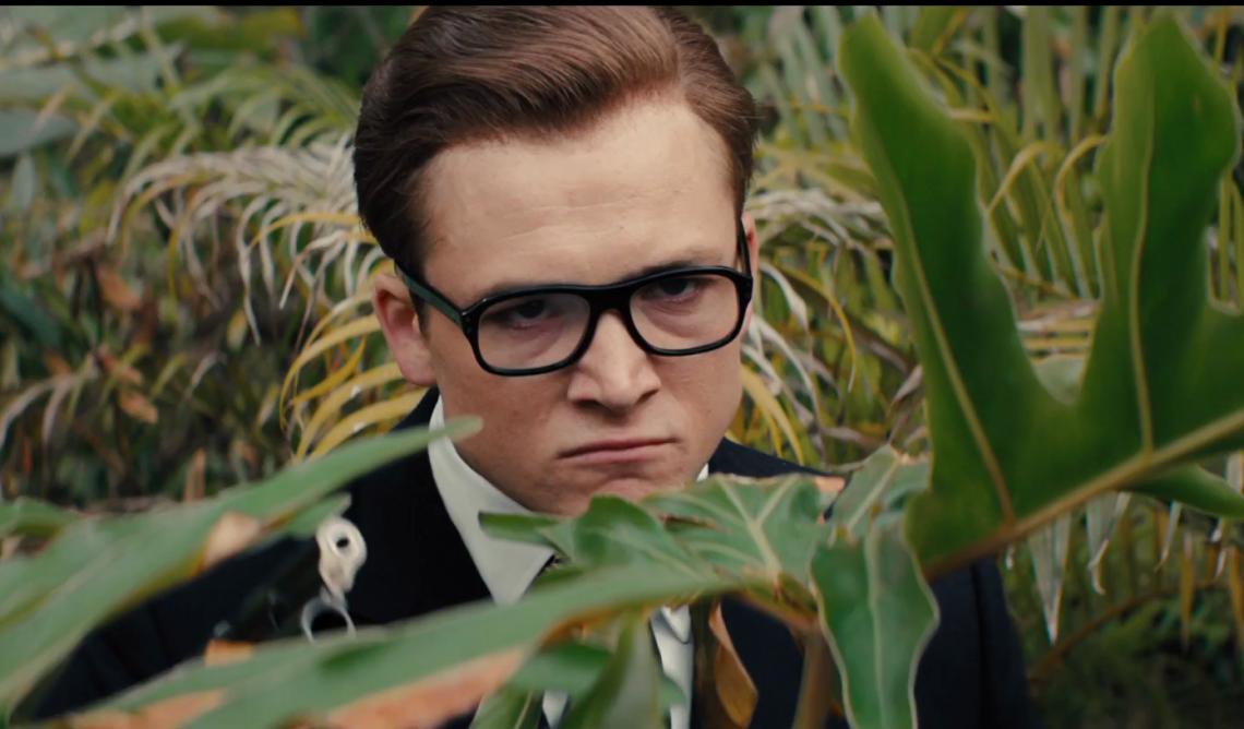 Kingsman Secret Service Colin Firth Sala Da Pranzo  bandung 2022