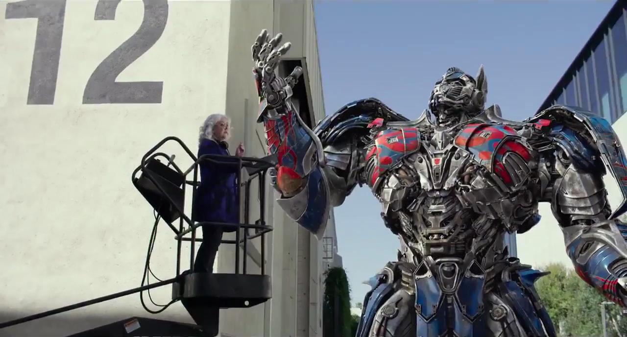 Transformers 5 Optimus Pratica Sotaque Brit 226 Nico Em Novo