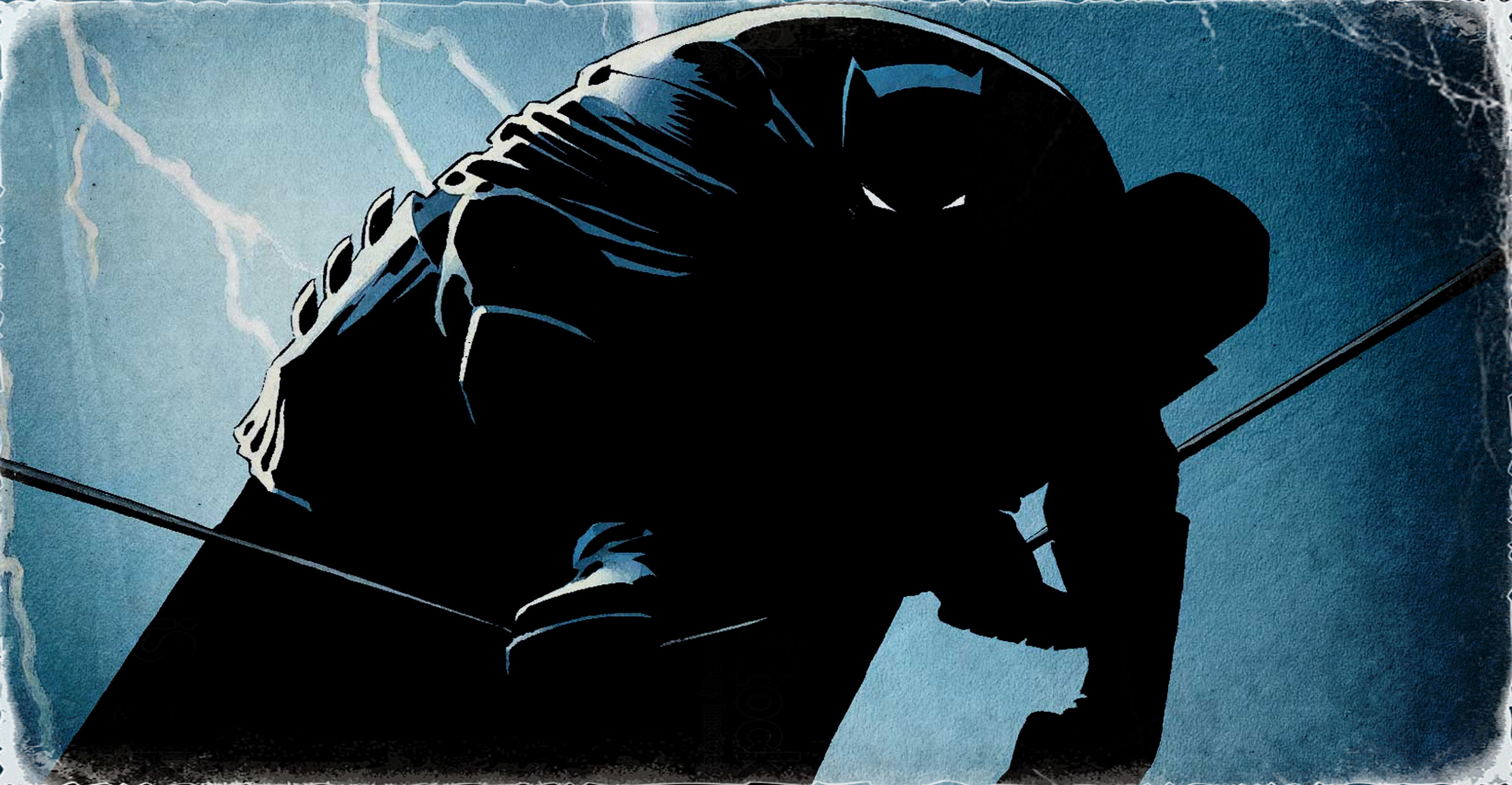 Frank Miller; Cavaleiro das Trevas; Zack Snyder Cut; Batman