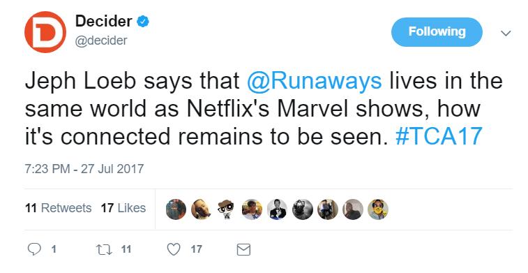 FUGITIVOS | Nova série da Marvel terá crossover com