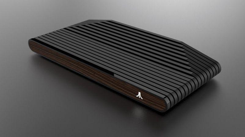 Atari divulga design do Ataribox