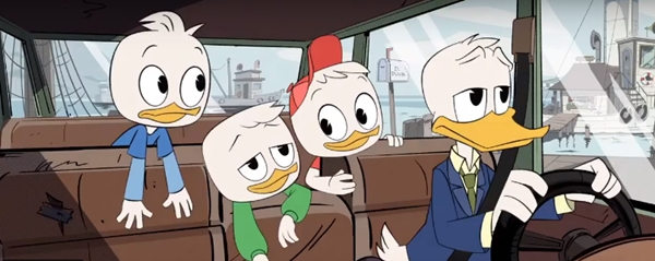 A série já garantiu uma segunda temporada.