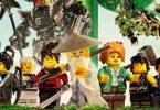 Próximo filme em LEGO ganha cartaz.