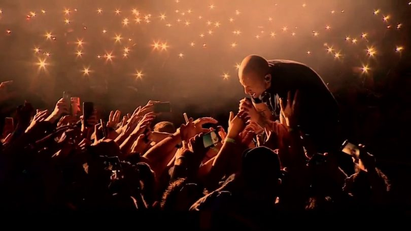 Concerto de tributo a Chester Bennington — Linkin Park