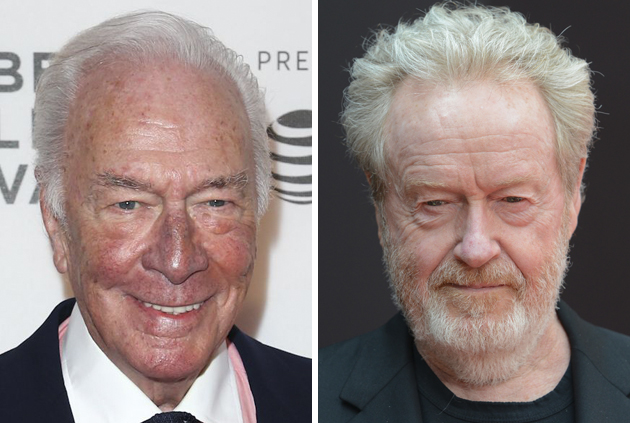 Ridley Scott retira Kevin Spacey do elenco do filme