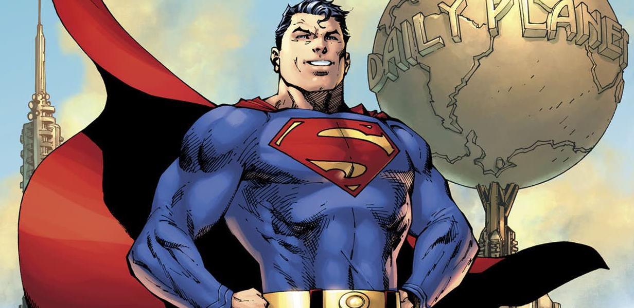 Superman voltou a usar cueca por cima da calça e agora