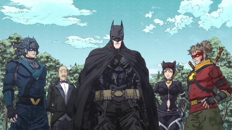 Batman Ninja | Animação ganhou um novo trailer com uma dublagem em inglês
