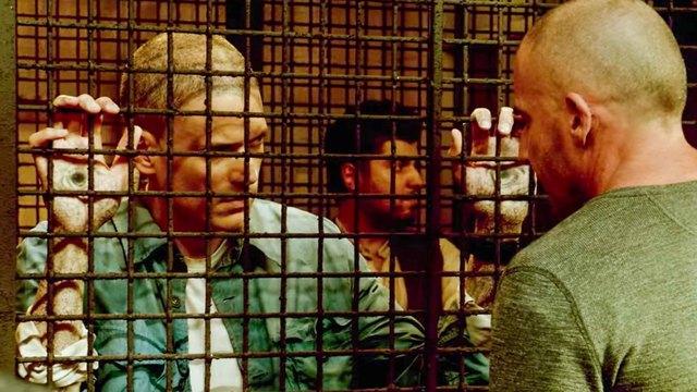 Prison Break ganhará mais uma temporada.