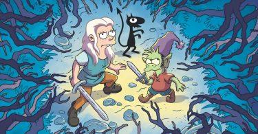 Série do mesmo criador de Futurama e Simpsons.