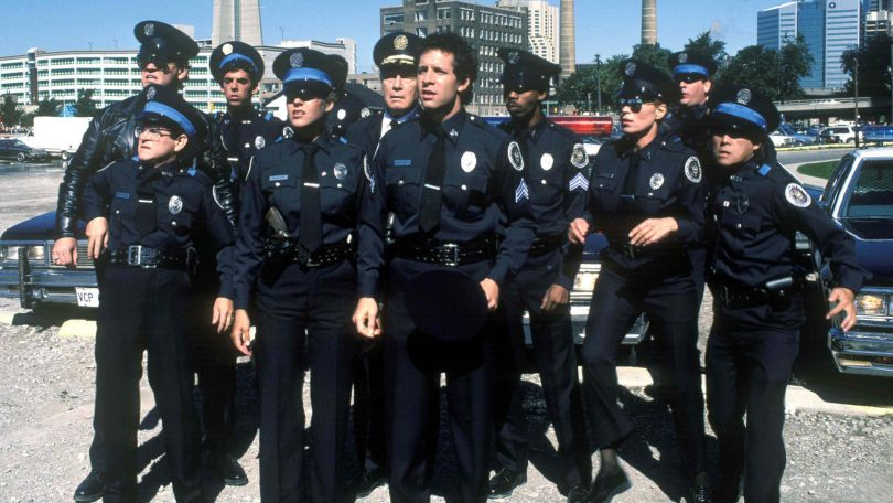 Resultado de imagem para loucademia de policia