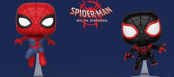 Funko Anuncia Novos Colecionáveis Da Animação Homem Aranha