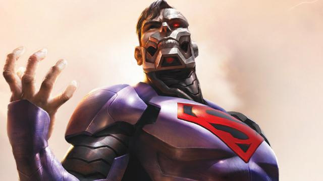 Imagem da Animação DC Reino do Superman