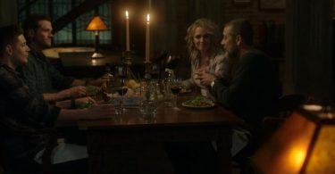 Episódio fecha pontas entre a família.