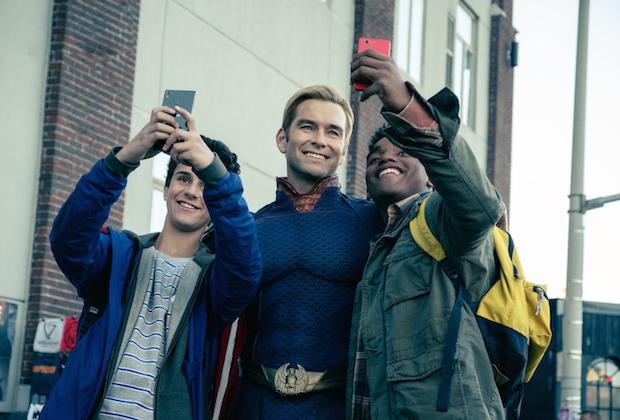 The Boys é a sátira perfeita sobre a comercialização de super-heróis