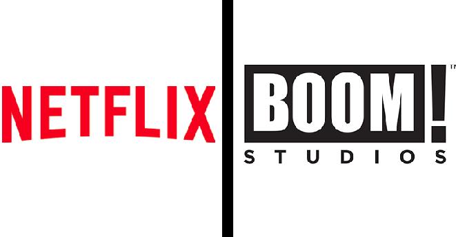 BOOM! Studios e Netflix fecham parceria para criação de séries em ...