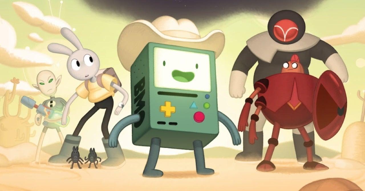 Adventure Time Distant Lands