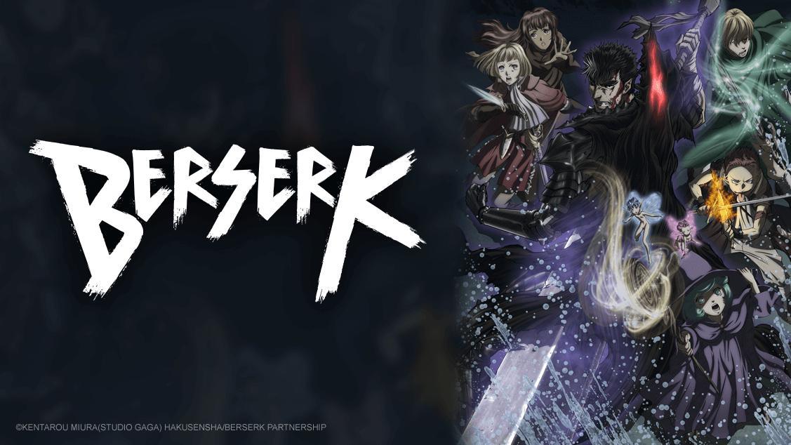 """""""Berserk"""", que fará parte da programação da Loading"""