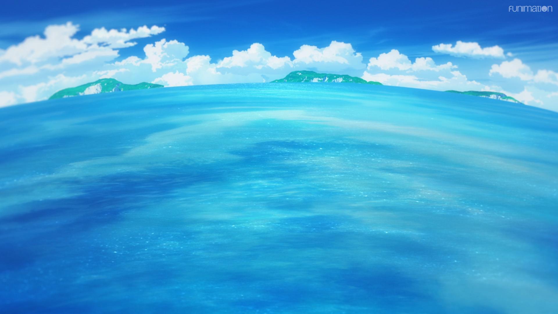 """Captura de tela do episódio 9 de """"Azur Lane"""""""