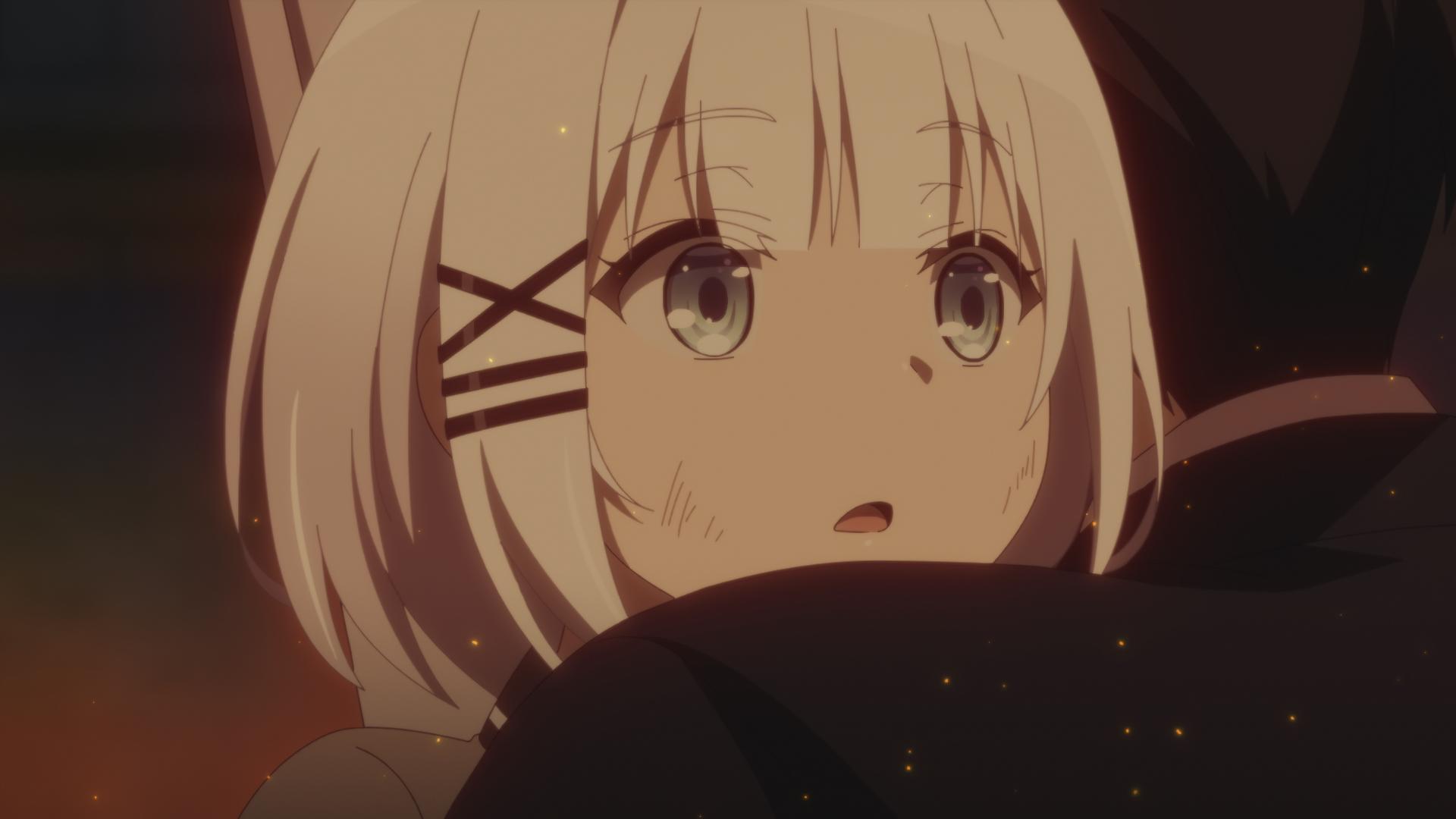 """Captura de tela do episódio 6 de """"The Detective is Already Dead"""", mostrando Siesta."""