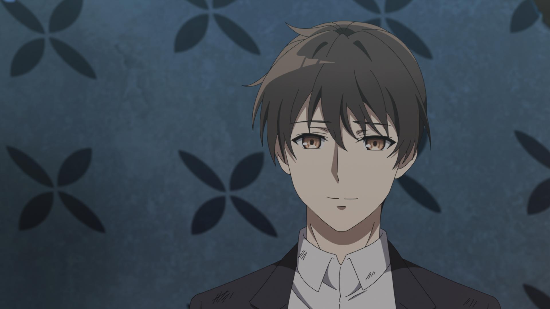 """Captura de tela do episódio 12 de """"The Detective is Already Dead"""", mostrando Kimihiko"""